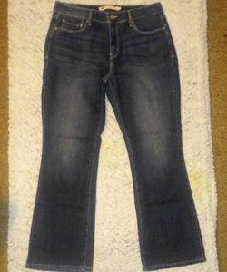 Levi's women's blue jeans